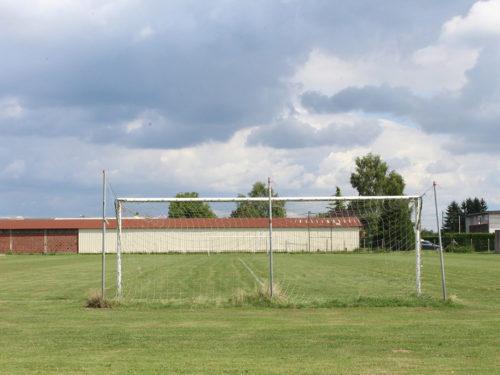 Terrain de football du Saussoy