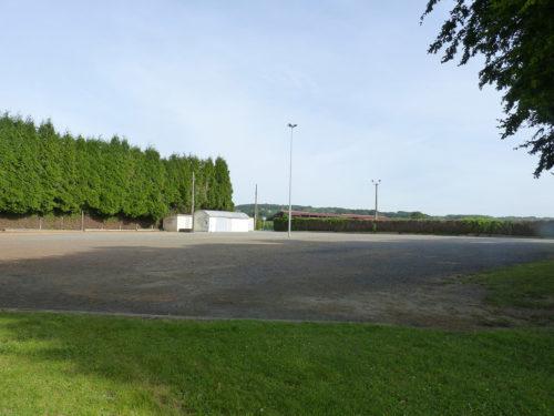 Terrain de pétanque Dreslincourt