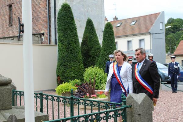 Fête Nationale Ribécourt Dreslincourt