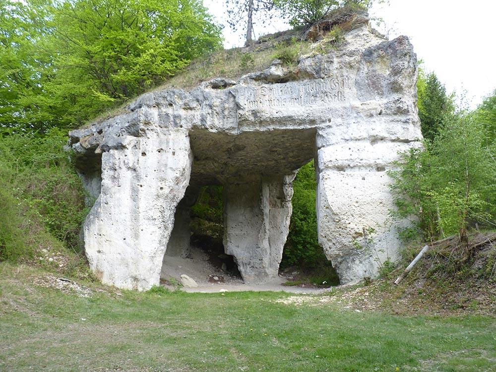 La Grotte des 5 Piliers :