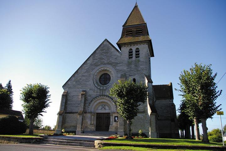 Eglise Saint Eloi de Dreslincourt
