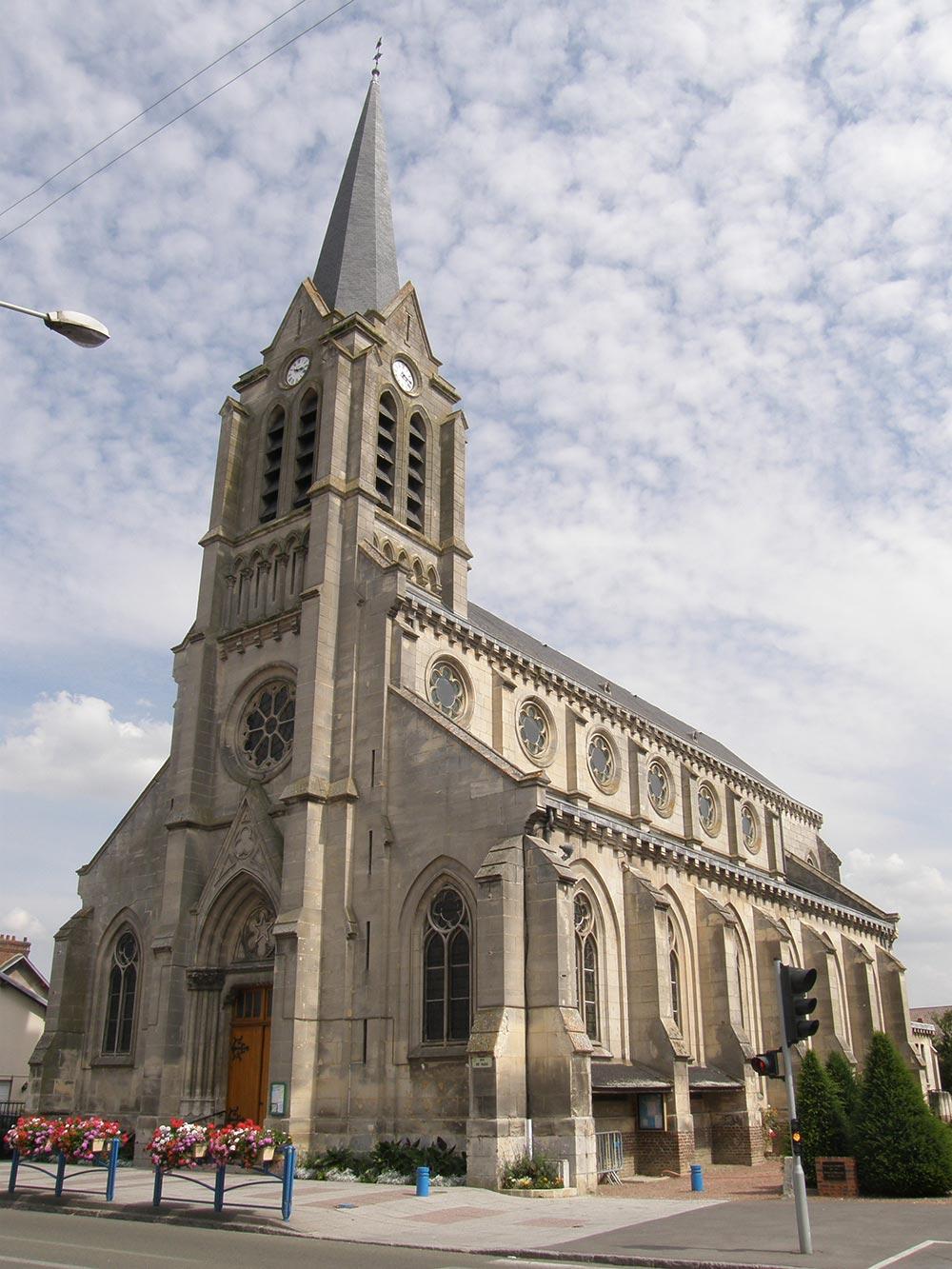 Eglise Saint Rémi de Ribécourt