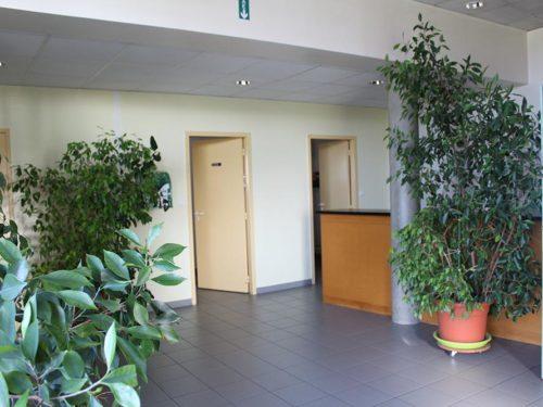 Intérieur Salle Maurice BATICLE