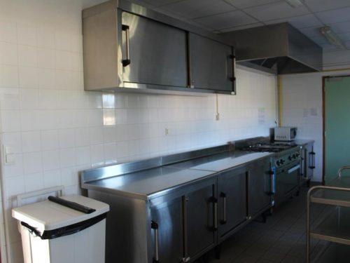 Cuisine Intérieur Salle Maurice BATICLE
